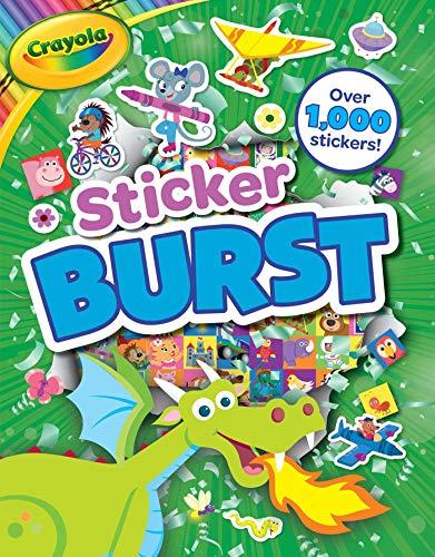 Crayola Sticker Burst: 3