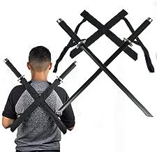 Ace Martial Arts Supply Ninja Assassin Strike Force Twin Swords Set
