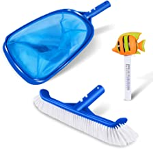 3 PCS Pool Cleaning Set with 12