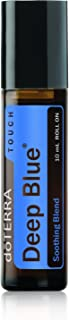 dōTERRA Touch, Deep Blue, Soothing Blend, Essential Oil, 10ml Roll On