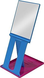 Baal Shaving Mirror for Bathroom Shaving Mirror for Men Shaving Mirror for Salon Use Pack of 1
