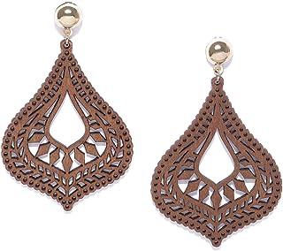 PRITA Wooden Earrings For Girls/Women