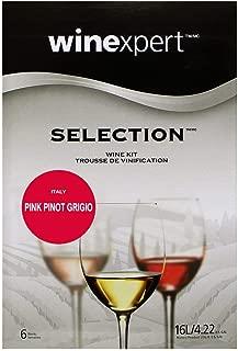 Pink Pinot Grigio Italy (Selection International) Wine Ingredient Kit