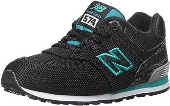حذاء الجري KL574 برباط من New Balance (للرضع/الأطفال المشي)