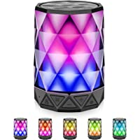 LFS Portable Bluetooth Speakers with Lights