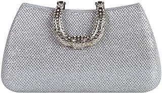 Dinner Bag Clutch Bridal Wedding Bag Wild Evening Dress Banquet Handbag Daily Use Of Mobile Phone Bag,hand/Shoulder/Crossbody -multicolor Selection