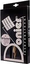Donier Pala de Ping Pong Profesional   SP Carbon Pro   Raqueta de Tenis de Mesa Hecha en Europa   Base de 7 Capas, Super Rápida, Tecnología BBS   Tiros Explosivos, Defensa Inteligente
