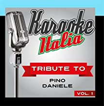 Karaoke Italia Tribute To Pino Daniele Vol. 1