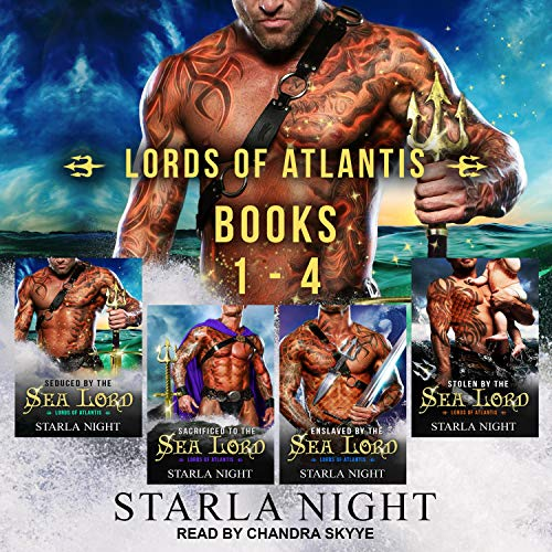 Lords of Atlantis Boxed Set cover art