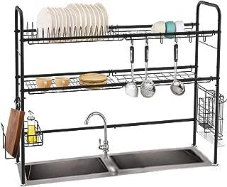 rack over sink