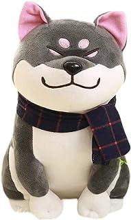 Cute Puppet Plush Doll Toy 45cm Simulation Schnauzer Cute Dog Ragdoll Doll Decoration Girlfriend Birthday Kids Day