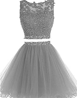 Women's Prom Homecoming for Party Dressiece Tulle