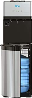 Brio Self Cleaning Bottom Loading Water Cooler Water Dispenser – Limited Edition..