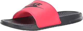 Best nike double strap slides red Reviews