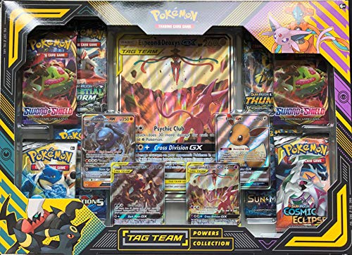 Pokemon TCG: TAG Team Powers Collection, Multi