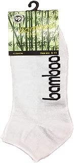 UP 7 Pairs Mens Men Bamboo Low Cut Sport Ankle Cushion Socks Odor Resistant Bulk