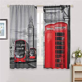 Best grey striped curtains uk Reviews