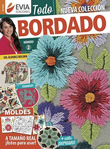 TODO BORDADO 2: con moldes