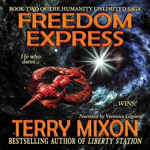 Couverture de Freedom Express
