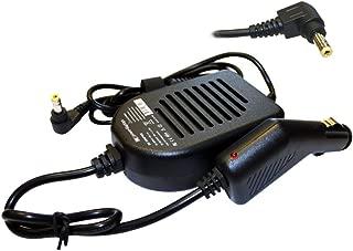 Power4Laptops DC Adapter Laptop Car Charger for Toshiba Satellite T115, Toshiba Satellite T130, Toshiba Satellite T130-11G, Toshiba Satellite T130-11H, Toshiba Satellite T130-11J