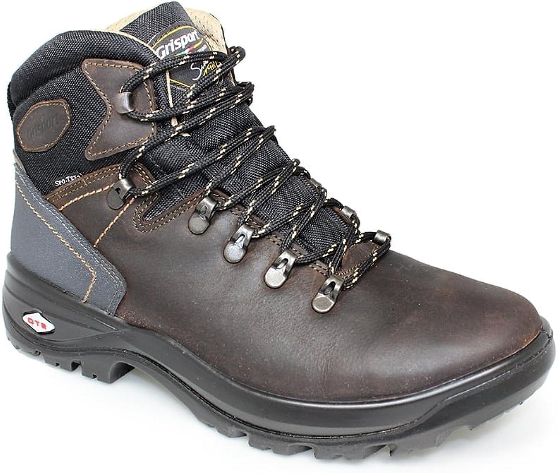 grauport Unisex-Erwachsene Pennine Trekking- & Wanderstiefel, braun