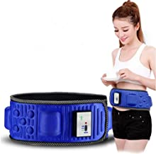 NOLLY Fat Remover Burning Fat Slimming Belt Electric Weight Lose Magnet Belt Vibration Massage Lose Weight Shake Belt Estimated Price : £ 23,99