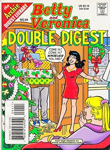 Download Betty and Veronica Double Digest No. 94 (the Archie Digest Library) B0013O4U2Q