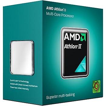 Amazon Com Amd Athlon Ii X4 635 2 9ghz Electronics
