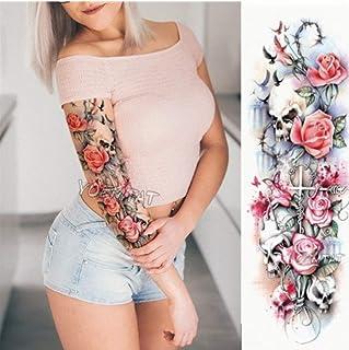 EROSPA® Tattoo-Bogen temporär - Oberarm / Unterarm - Fraue