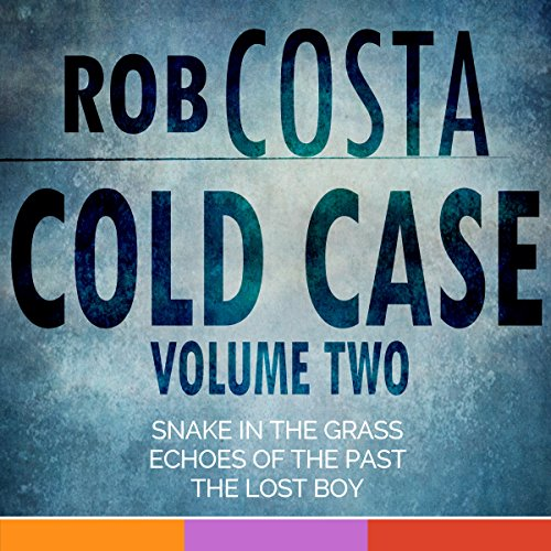 Cold Case Vol 2 audiobook cover art