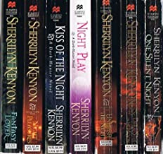 The Dark Hunter Novels Series 7-Book Collection: Fantasy Lover / Night Pleasures / Kiss of the Night / Night Play / Unleash the Night / Dark Side of the Moon / One Silent Night