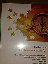 Best the pearson custom program Reviews