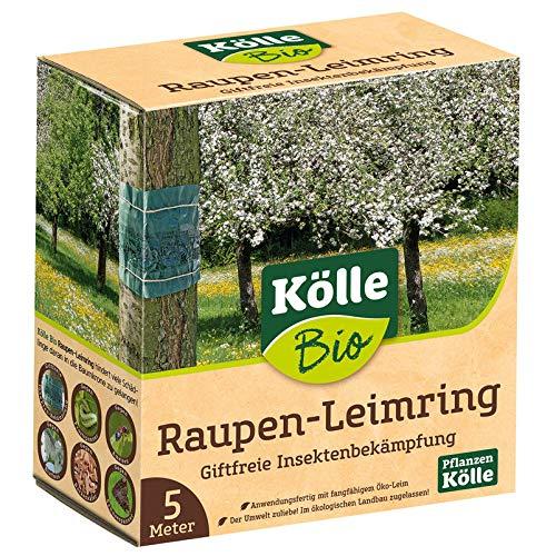 Bio Raupen-Leimring 5m, Raupen-Leimring in Bio-Qualität, Raupen-Leimring, biologisch, Kölle Bio Raupen-Leimring