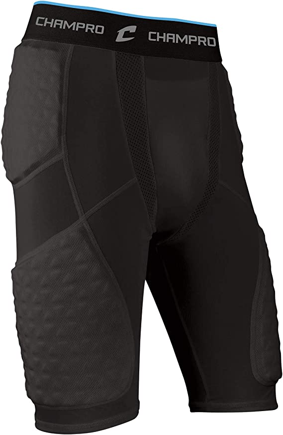 Royal Youth Large CHAMPRO Compression Three Quarter Sleeve