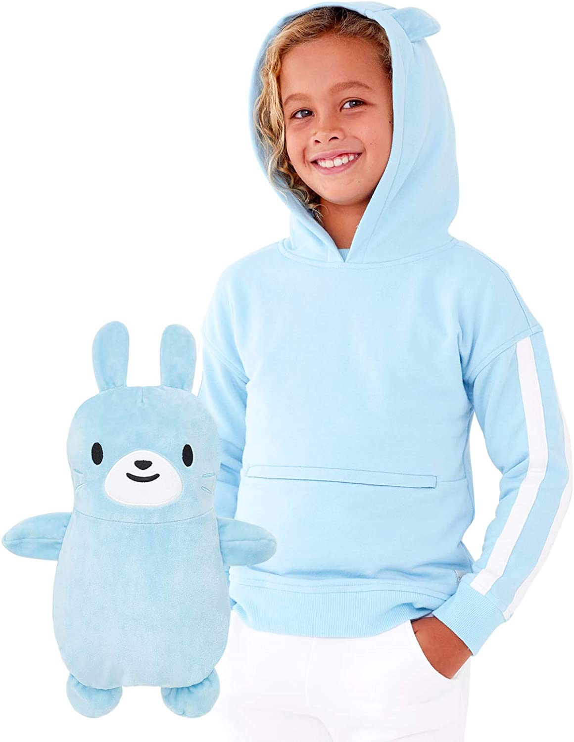 Cubcoats Kids Transforming San Jose Mall 2 Max 43% OFF in Hood Pullover with 1 Sweatshirt