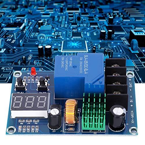 Módulo de control de batería, módulo de control de voltaje de arranque establecido, carga de batería con restablecimiento de fábrica para cargador de energía solar para el hogar