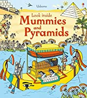 Look Inside Mummies and Pyramids (Look Inside Board Books)