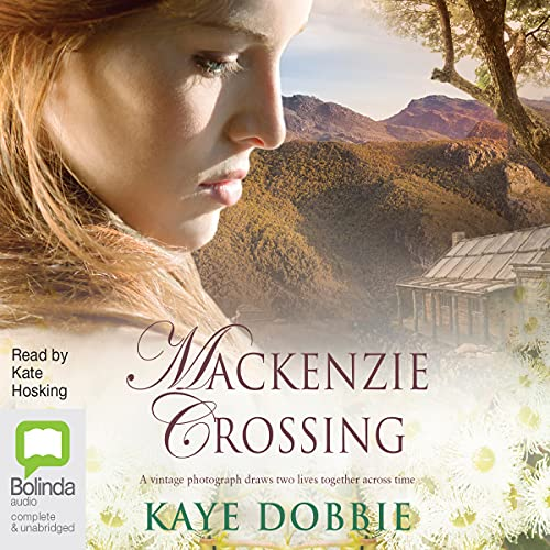 Mackenzie Crossing audiobook cover art
