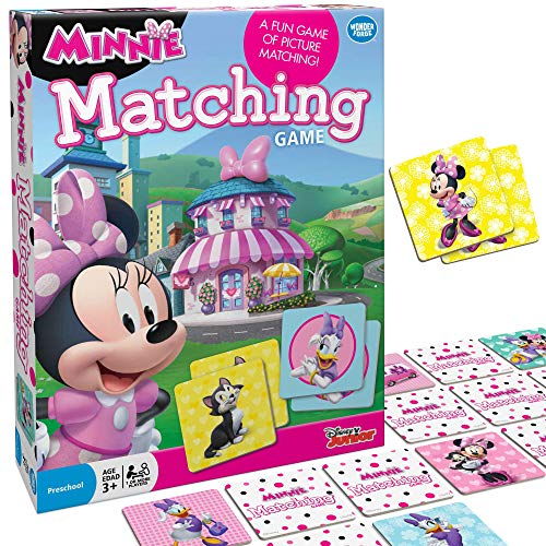 Wonder Forge Disney Junior Minnie...