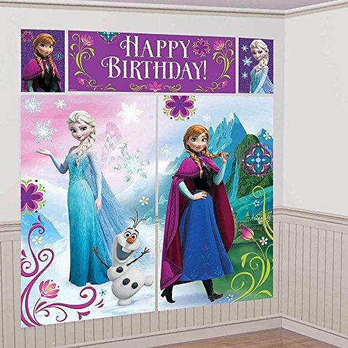 1 X Disney Frozen Scene Setter by Disney Frozen