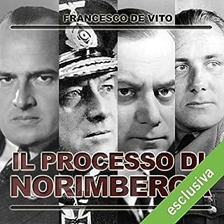 Il processo di Norimberga copertina