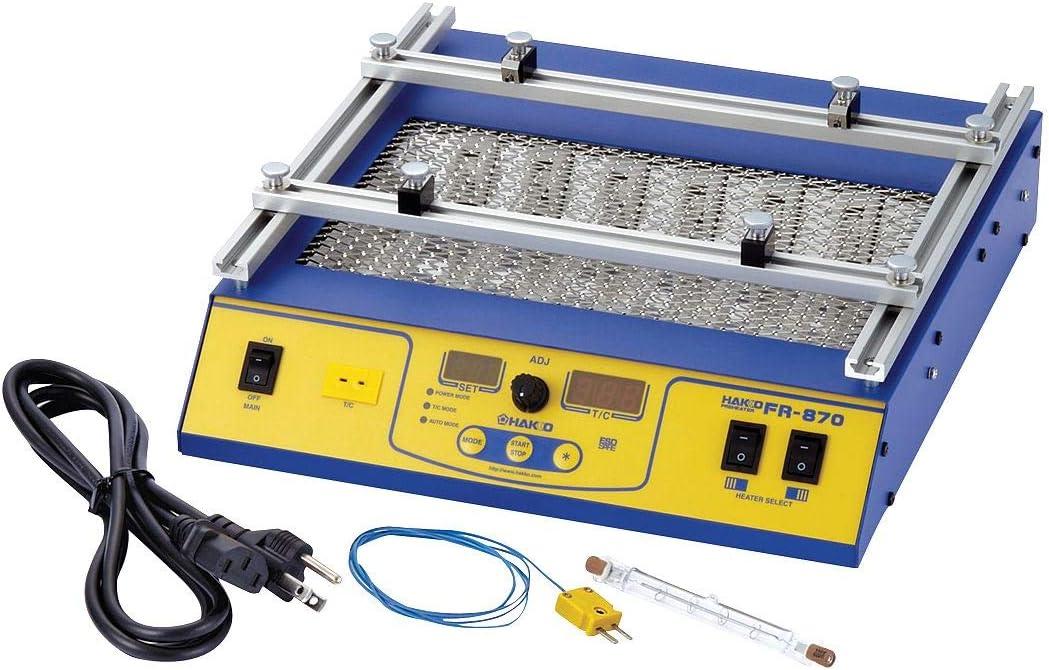 Hakko Limited time sale FR-870B free IR Preheater PCBoard