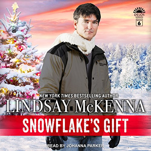 Snowflake's Gift audiobook cover art
