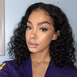 Best middle part closure wig Reviews