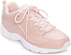 Easy Spirit Women's Romy Walking Shoe, Pink, 8.5M US