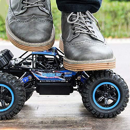 Ycco 1.14 RC 4WD High-Speed-Amphibienfahrzeug Wasserdicht Off-Road Elektro-Radio Auto 20 Km/H 2,4 GHz Dual Motors Racing Monster Crawler 360 ° Stunt Driften Kletterfahrzeug-Jungen-Geburtstags