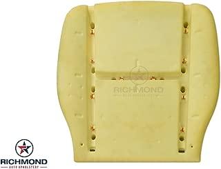 Richmond Auto Upholstery Replacement Driver Bottom Foam Seat Cushion (Compatible with 2007-2014 Chevrolet Chevy Tahoe, Suburban, Silverado & GMC Yukon, Yukon XL, Sierra Non-Air Conditioned Seats)