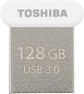 TOSHIBA 128 GB USB Flash Drive - THN-U364W1280E4