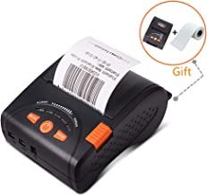 smallest mobile printer bluetooth
