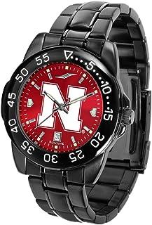 Nebraska Cornhuskers Fantom Sport AnoChrome Men's Watch